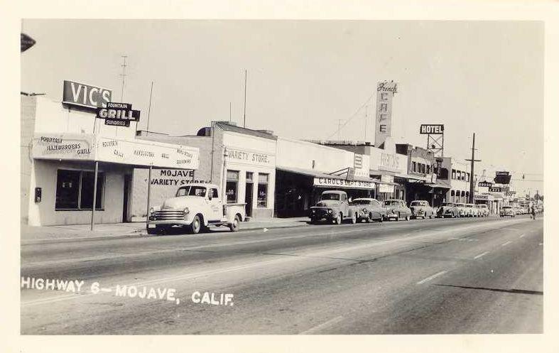 Mojave Cain 1954 Mojave Ca Places California Lancaster