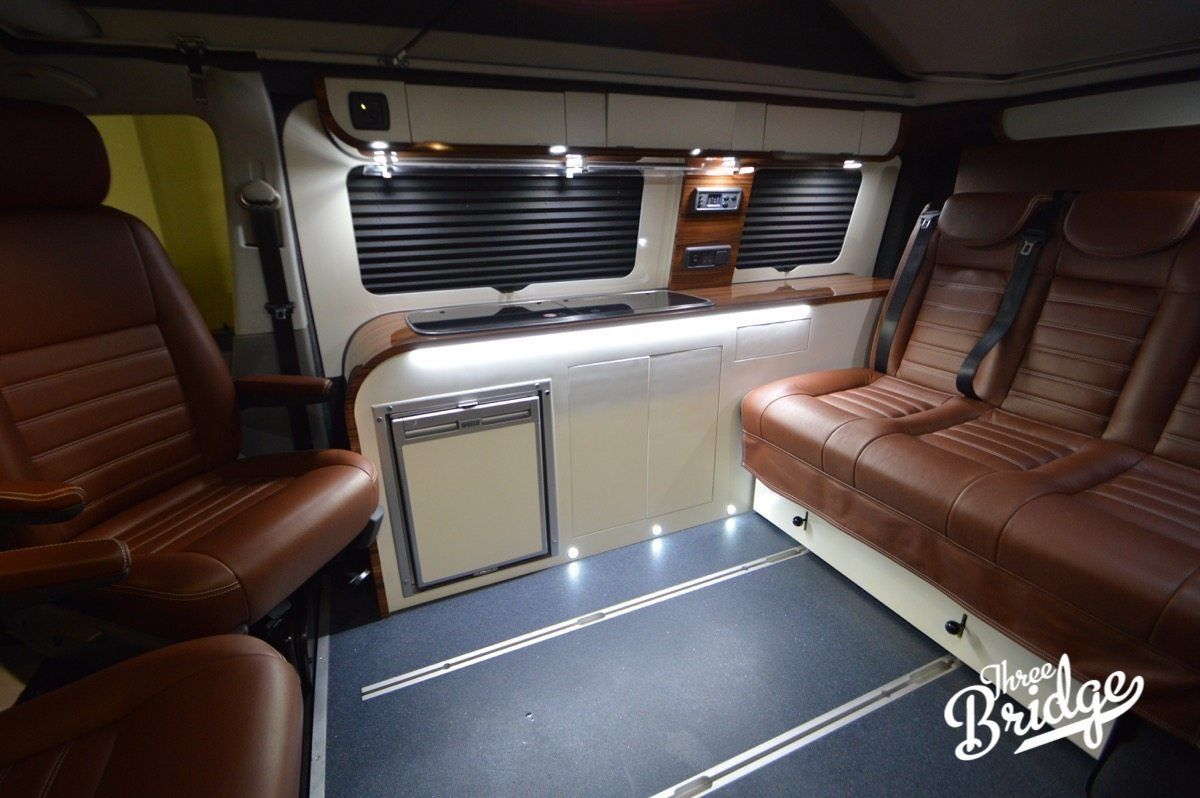 Vw Transporter T5 T6 Camper Conversion Infinity Low Line