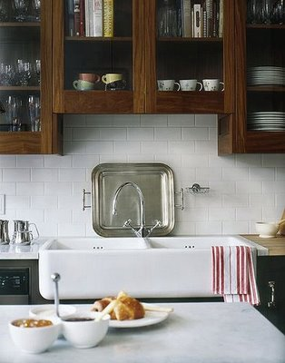 M s de 25 ideas incre bles sobre cocina r stica en - Fregaderos de piedra antiguos ...