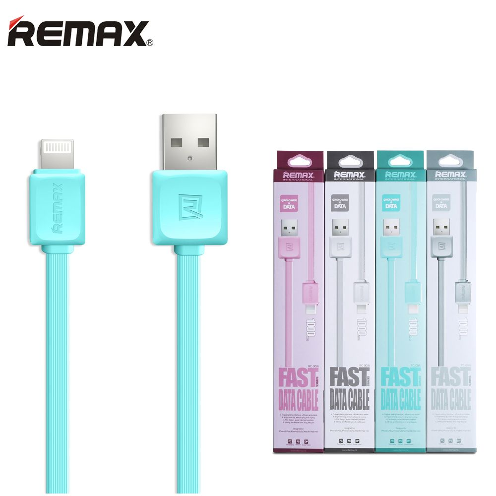 Remax Original 1m Mfi 8 Pin Mobile Phone Cable Data Sync Charger Usb Cable For Iphone 7 5s 6 6s Plus Ipad A Phone Cables Cable Lightning Samsung Android Phones