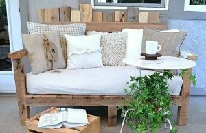 holz europaletten m bel f r garten und balkon ideen zum selberbauen europaletten pinterest. Black Bedroom Furniture Sets. Home Design Ideas