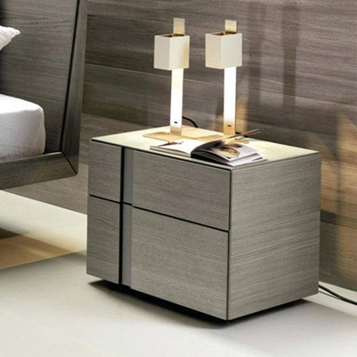 Modern Hollywood Night Stand Occasional Tables Furniture