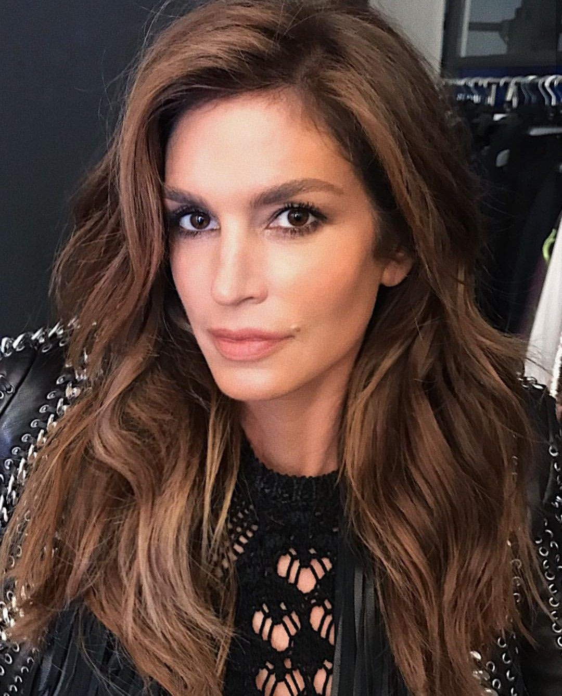 cindy crawford   celebrity glam ii in 2019   hair styles