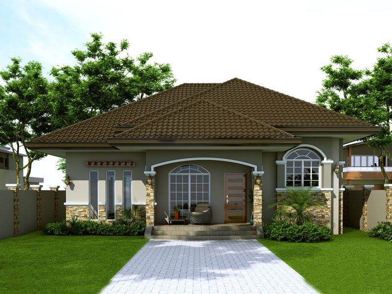 Small house design shd pinoy eplans modern designs bungalow also saeed amalshipping on pinterest rh