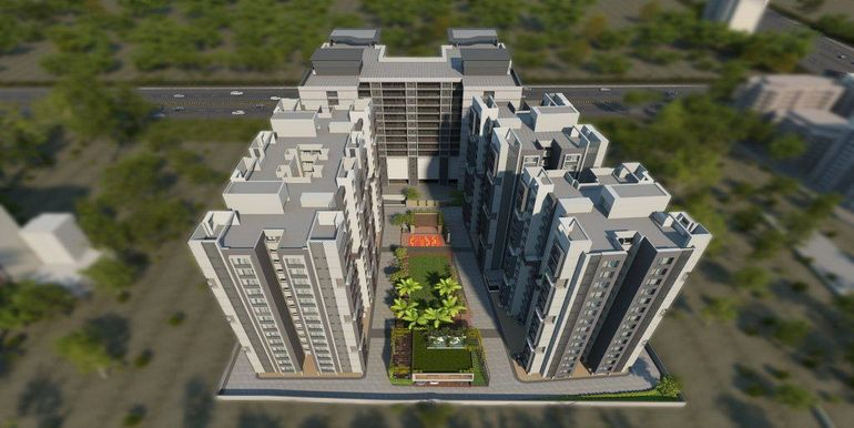Gala Eternia Thaltej Ahmedabad 3 Bhk Apartments With Images