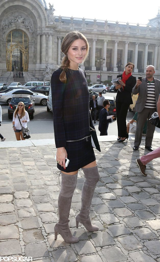 cc2cf19734a Celebrities Wearing Over-the-Knee Boots