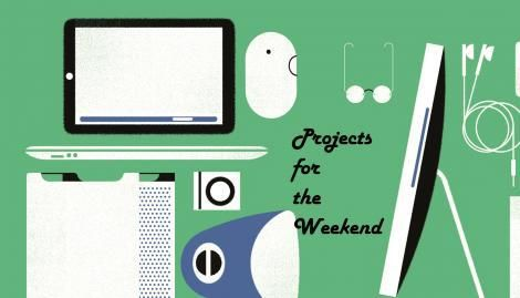 8 essential projects for the weekend -  Three day weekends are great, with the extra day giving you more time to do all the little things you sometimes neglect during shorter weekends. If you're in the UK or US then you may get to enjoy a longer weekend, so why not use that extra time to tackle some of these essential... http://tvseriesfullepisodes.com/index.php/2016/05/28/8-essential-projects-for-the-weekend-2/