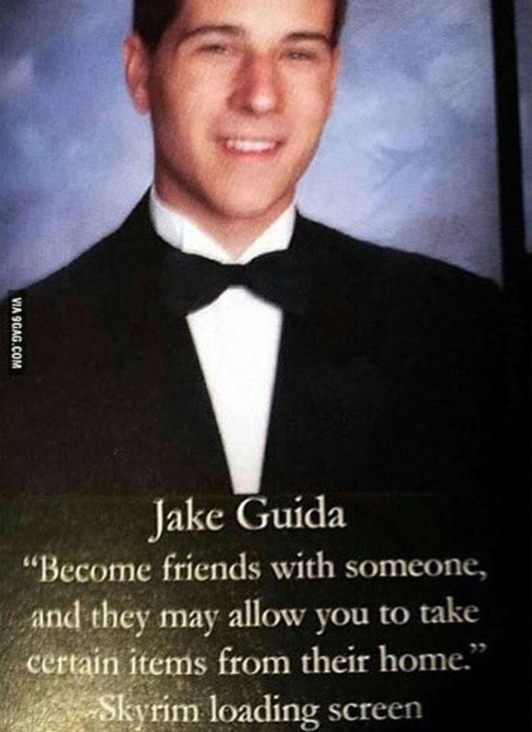 Pin By Edgy Grandpa On Video Games Funny Yearbook Quotes Funny Yearbook Yearbook Quotes