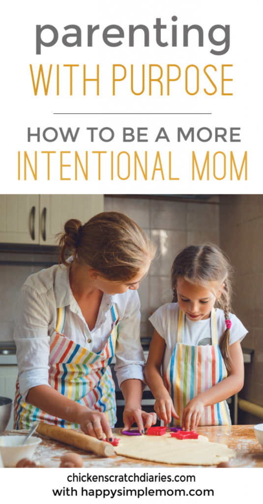 Photo of Intentional Parenting: Making Time to Connect With Your Kids » Chicken Scratch Diaries