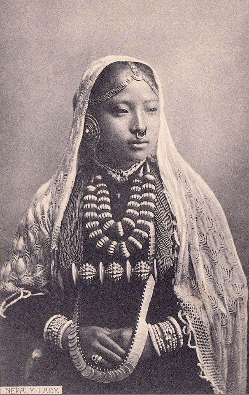 Nepalska kobieta