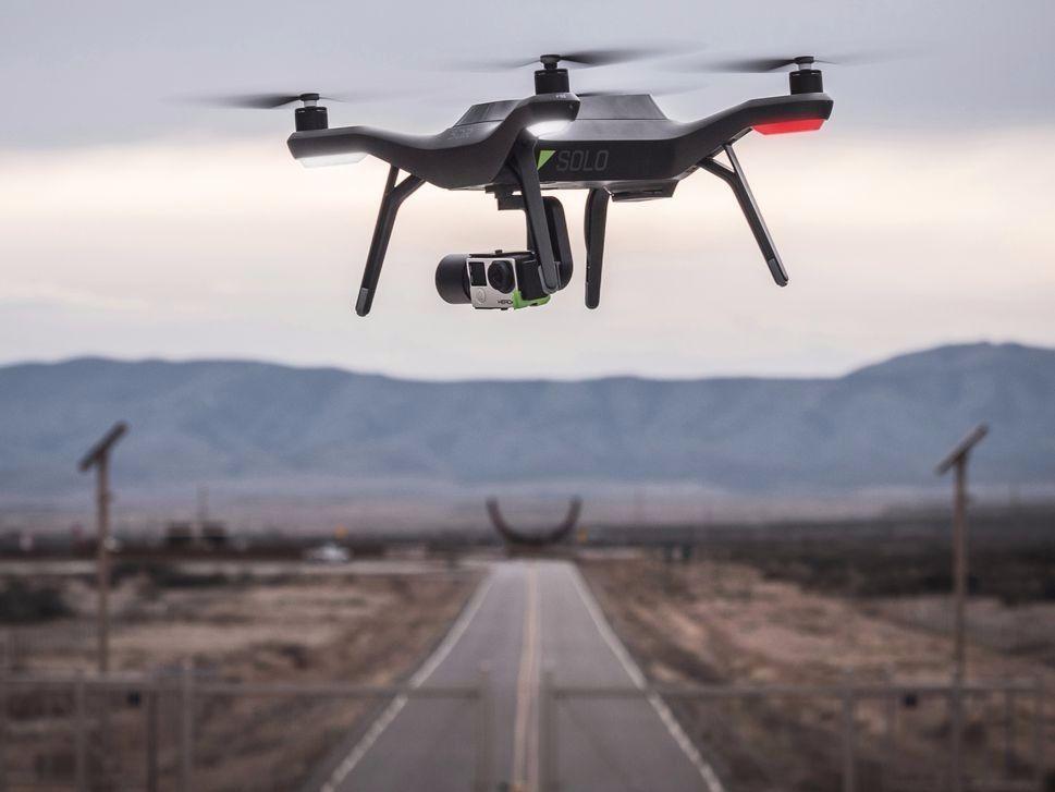 On Sale Now! $269.00!   3DR Solo Drone Quadcopter for GoPro Hero Newest Rev B GPS - UAV 3DRobitics SA11A #3DR