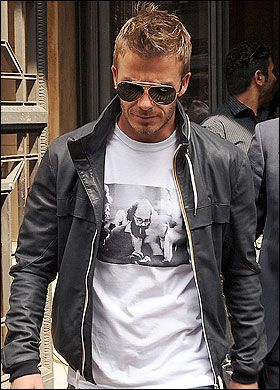 Beckham style.  mm hmmm.