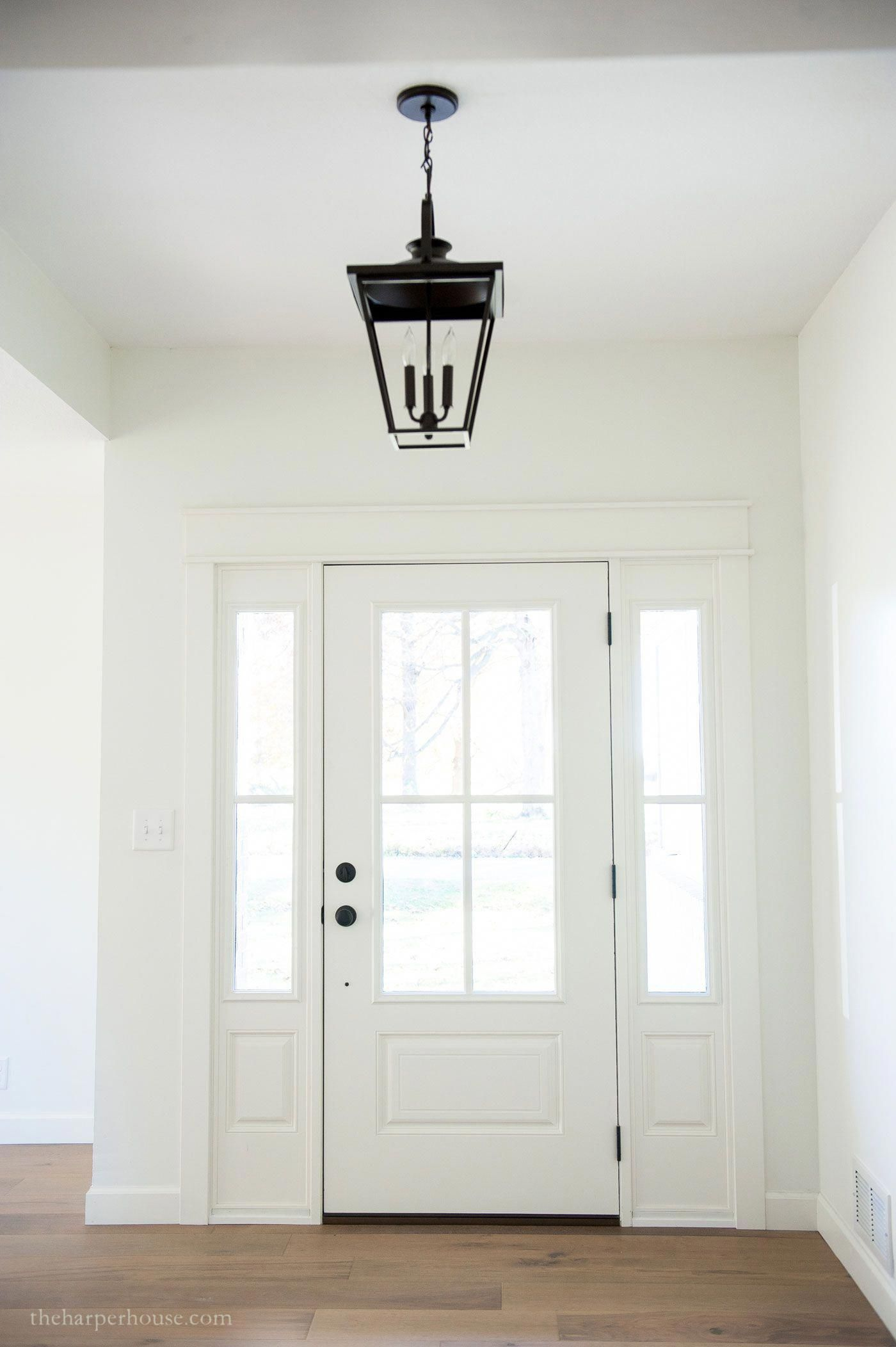My Favorite Fixer Upper Paint Colors Sherwin Williams Alabaster