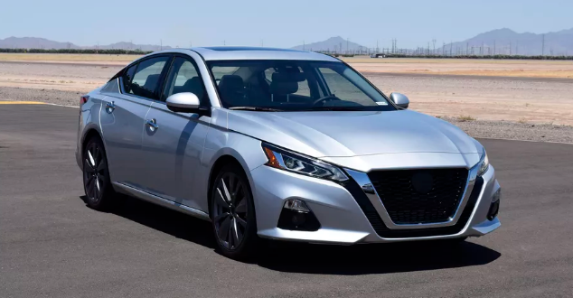 2019 Nissan Altima AWD HP, Changes, Rumors Although the