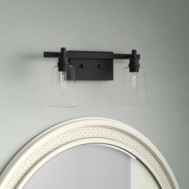Photo of Leboeuf 2-Light Dimmable Vanity Light