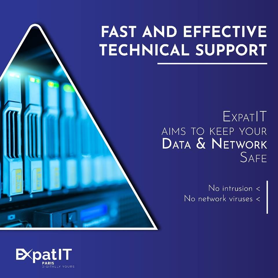 Fast And Effective Technical Support Managed It Services Supportive Data Network
