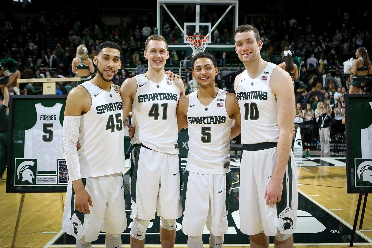 Security Check Required Michigan State Basketball Michigan State Fan Denzel Valentine