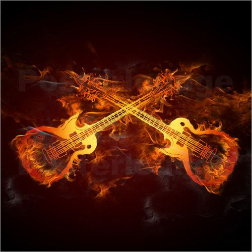 rock and roll flames - Google Search | Duncan's Rock and ...