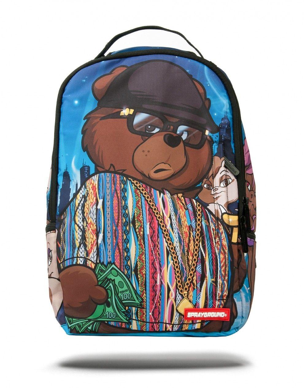 7dd7bad837c BIGGIE BEAR   Sprayground Backpacks, Bags, and Accessories ...
