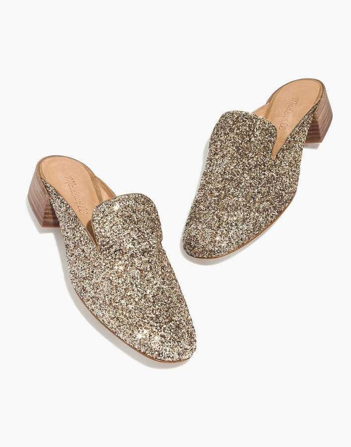 09dce4afb2e Madewell The Willa Loafer Mule in Glitter in 2019