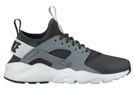 Nike Air Huarache Run Ultra GS Schuhe weiß weinrot schwarz