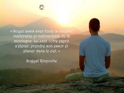 Très citation : bonheur, méditation, lâcher-prise | Proverbes  EZ03
