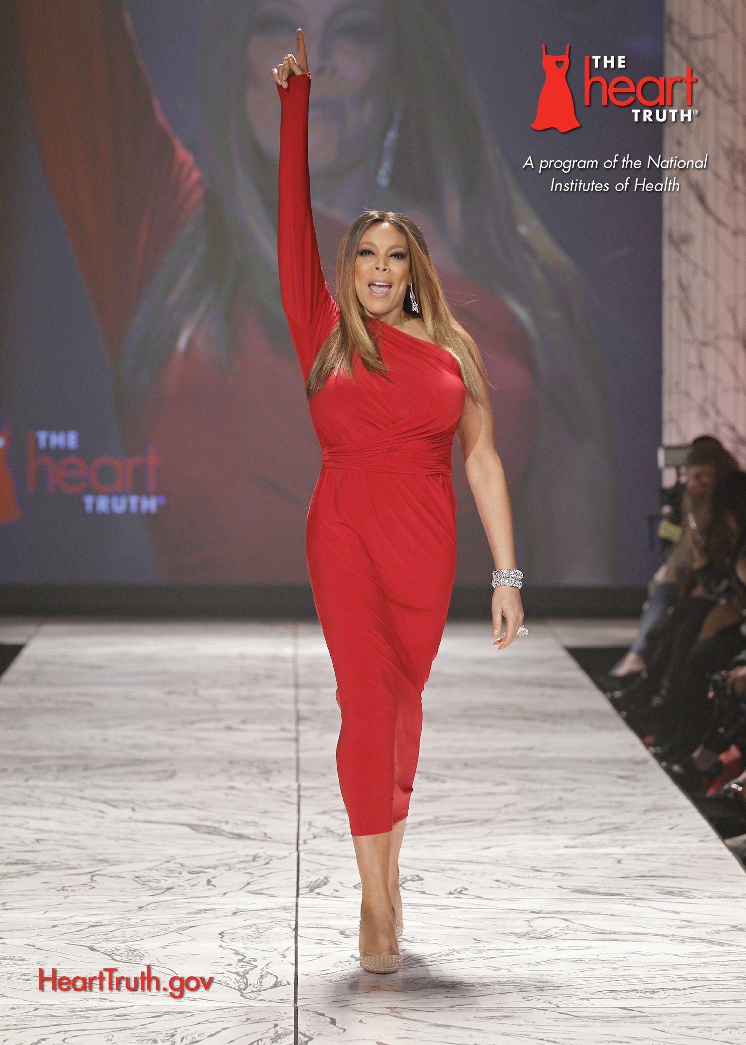Red Dress Fashion Show 2013