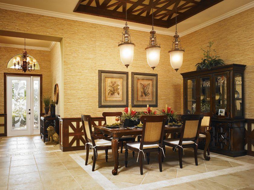 Toll Brothers  Awardwinning Designs  Home  Dining  Pinterest New Spanish Dining Room Table Design Ideas