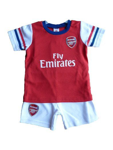 ea9675d34 NEW IN - Arsenal Core Kit T-Shirt and Shorts Set