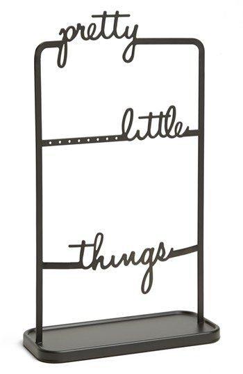 umbra \u0027pretty little things\u0027 jewelry organizer little joys