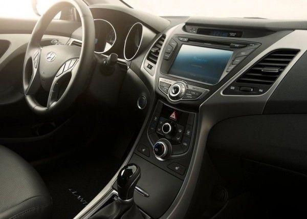 2014 Hyundai Elantra Coupe Dashboard Interior 600x428 2014 Hyundai Elantra  Coupe Review Details