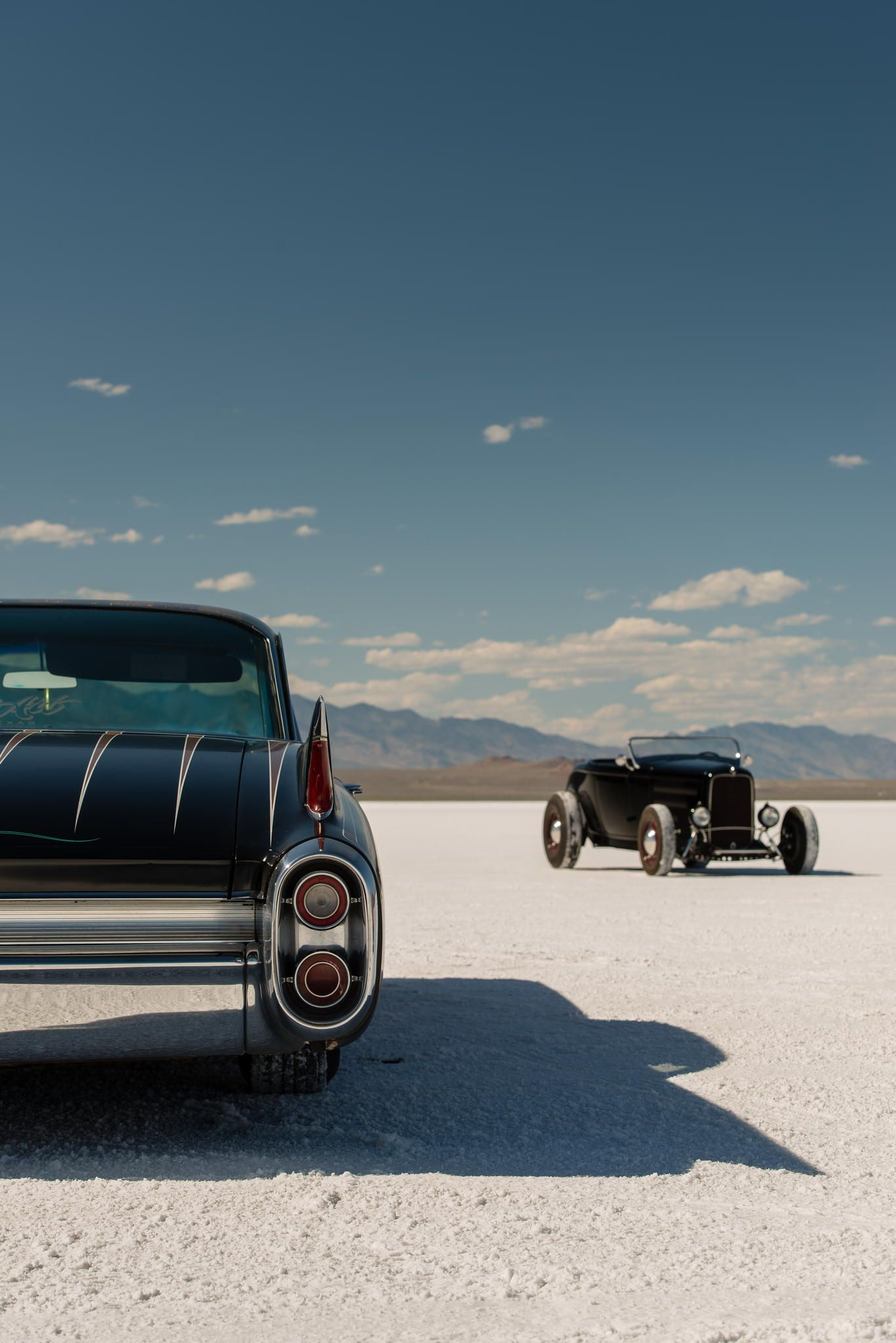 Caddy vs Ford by David Bouchat / 500px
