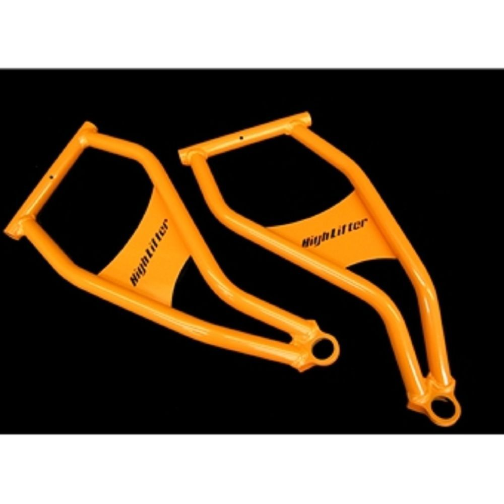 Max Clearance Front Lower Control Arms for 2009-2014 Polaris RZR 800 S -  Orange