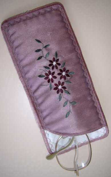 Download Free Embroidery Designs ITH Glass Case (With Images)