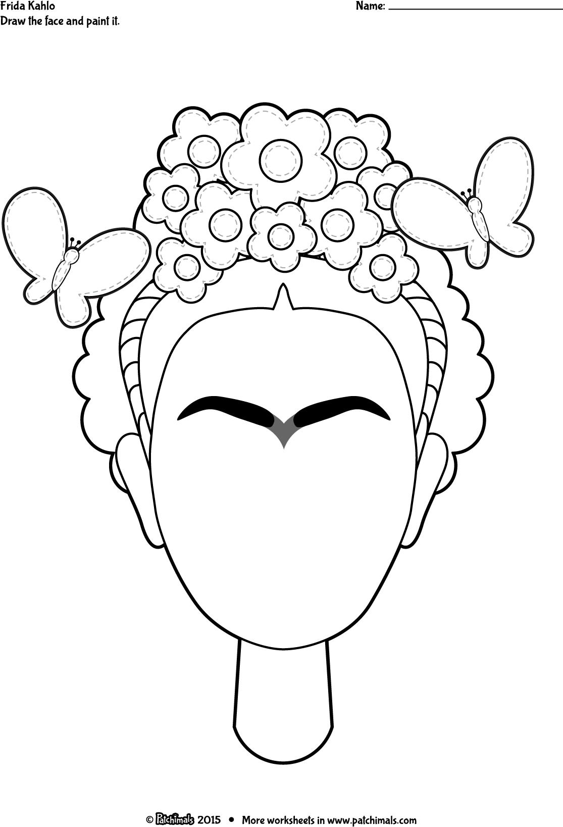 Related image | Preschool | Pinterest | Frida khalo, Kinder art and ...