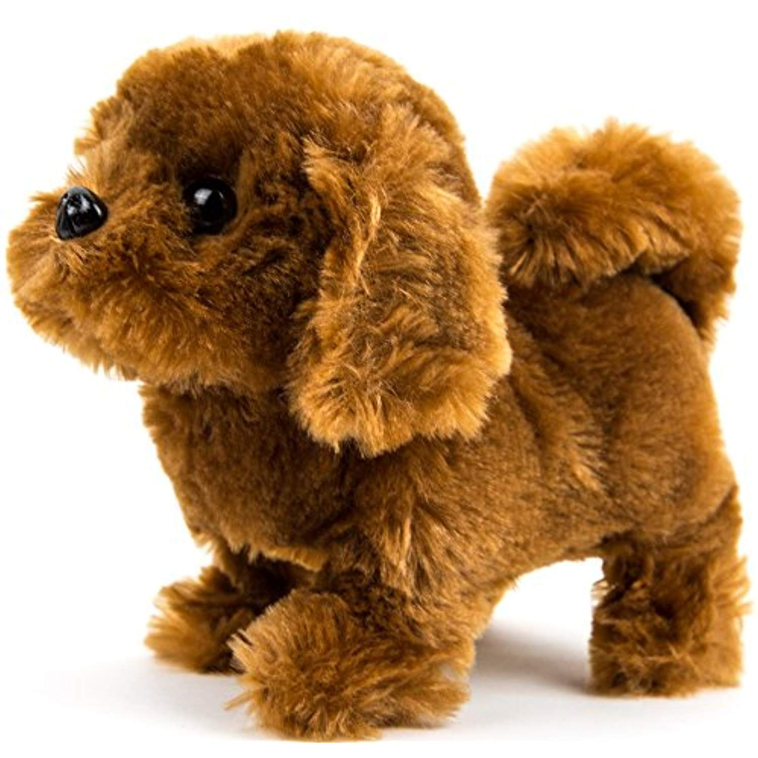 Puppy Plush Dog Toy For Kids Puppy Toy Walks Barks Battery