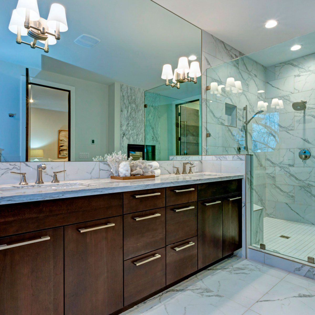20 Inexpensive Ways To Make Your Home Look More Expensive Bathrooms Remodel Bathroom Remodel Cost Bathroom Design