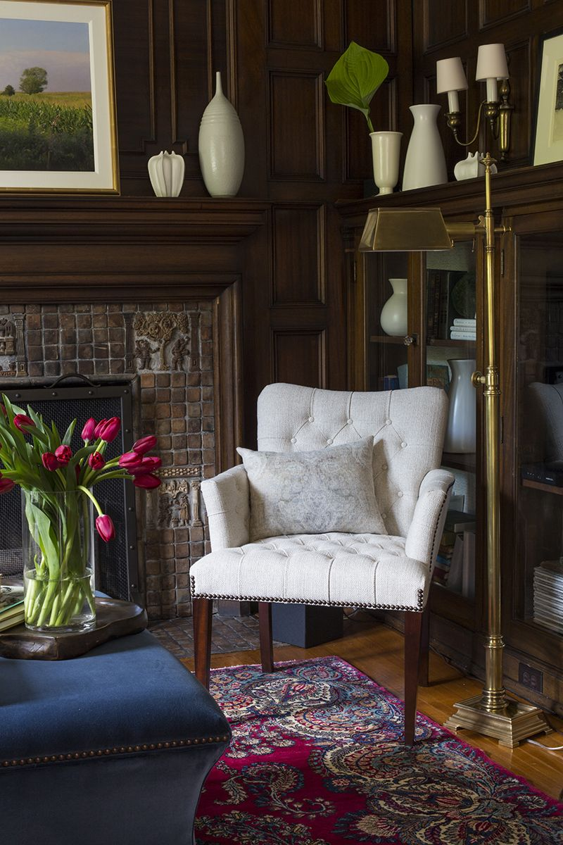 Traditional Historic Home Renovation By Des Moines Interior Designer  Rebecca Cartwright
