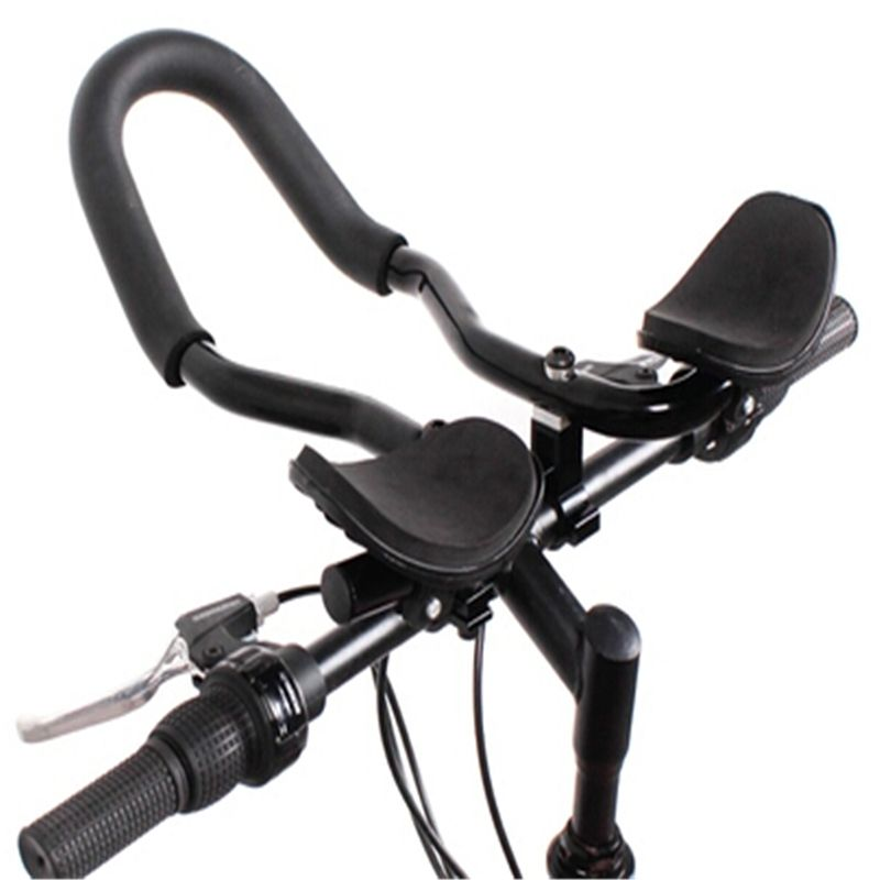 Details about  /Bicycle Rest Handle Aluminium alloy Mountain Road Bike Arm Rest Support Durable