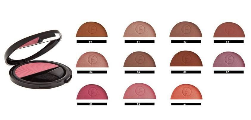 Dale un aspecto sano y luminoso a tu piel con nuestros coloretes Blush On de #Flormar.