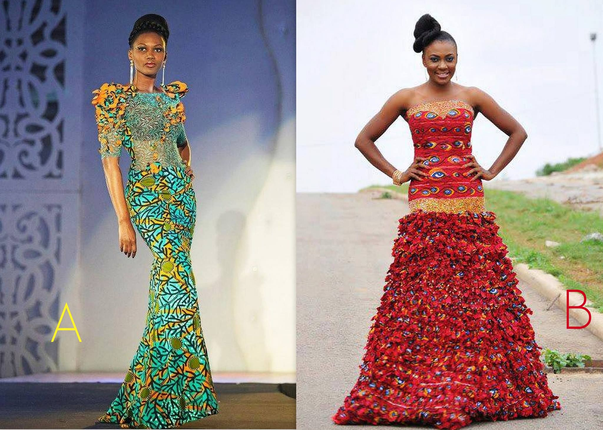 African Dresses Styles for Wedding - Dresses for Wedding Party Check ...