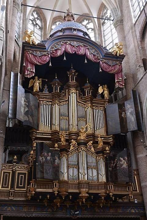 Maria Organs