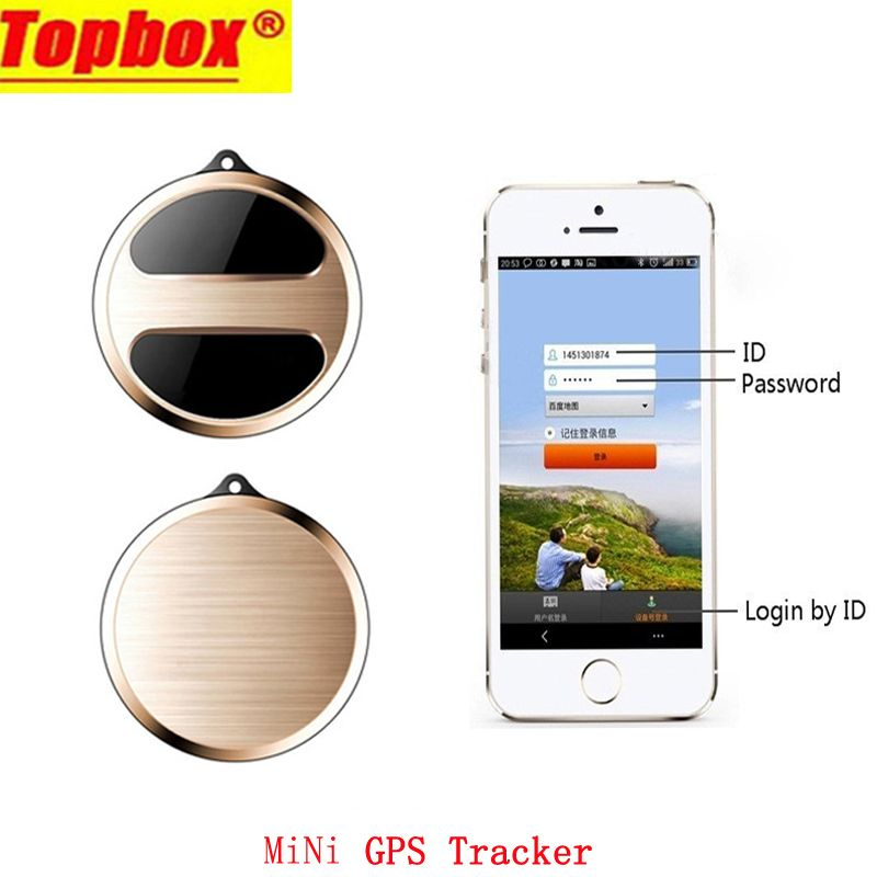 Mini GPS Tracking Finder Device Auto Pet Kids Phone Motorcycle Tracker Track EC