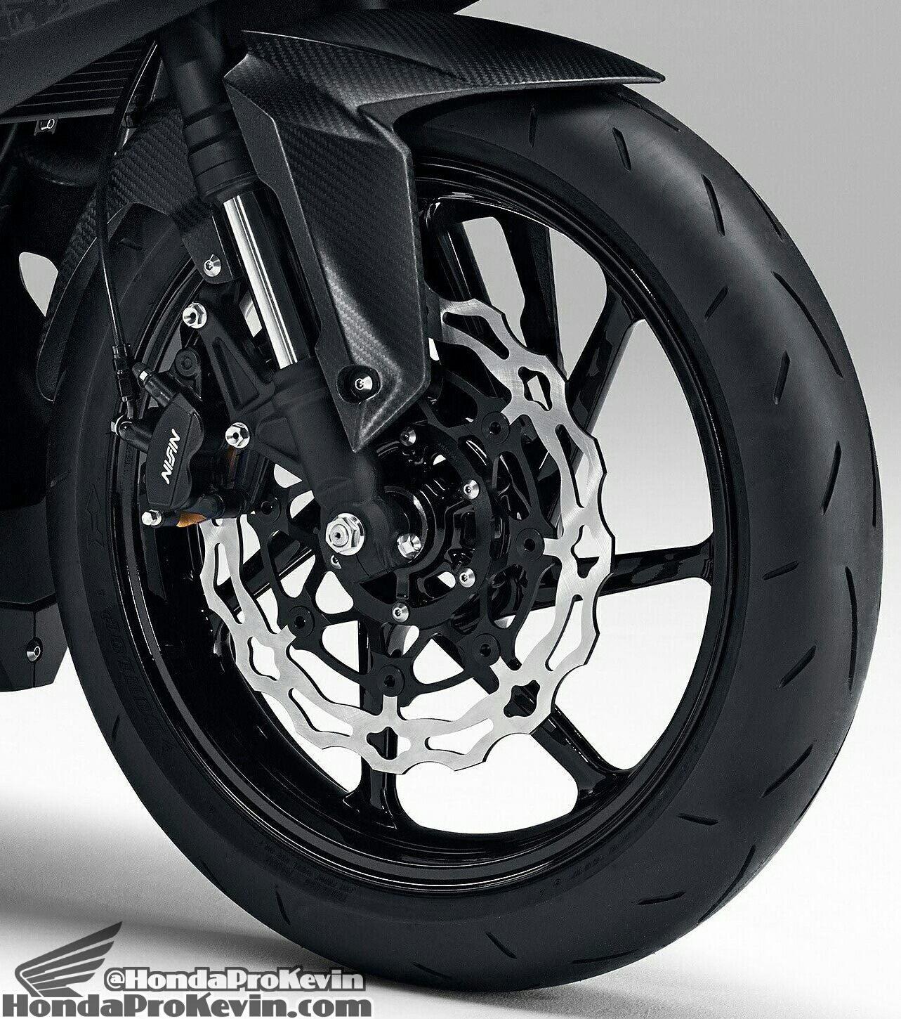 Check Out The Lights Over The: 2016 Honda Sportbike / Motorcycle