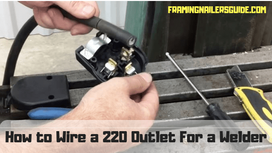 How To Wire A 220v Outlet For A Welder Welders Outlet Wiring Outlet