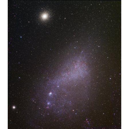 Small Magellanic Cloud Canvas Art - Robert GendlerStocktrek Images (26 x 30)