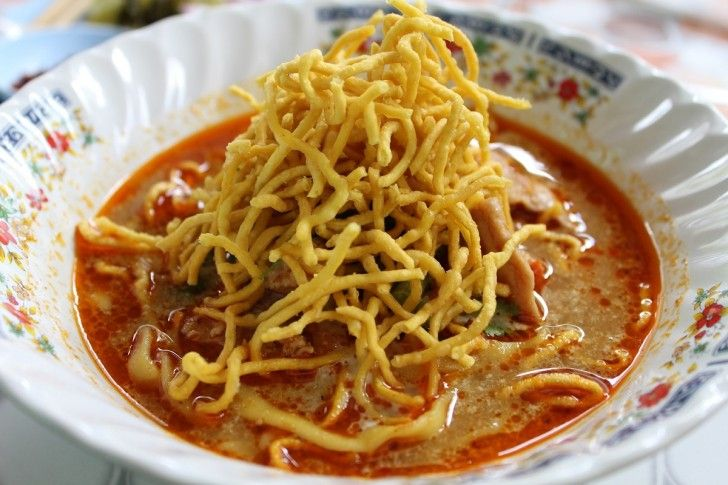 Best Things To Do In Thailand Stuff Your Face W Khaosoi Click For  Food