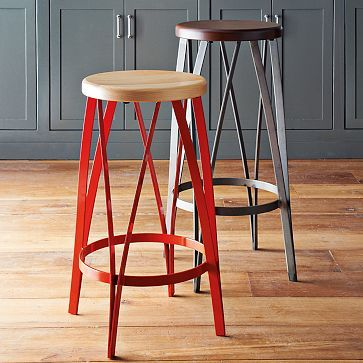 Ribbon Bar Stool Counter On Westelm Decorate