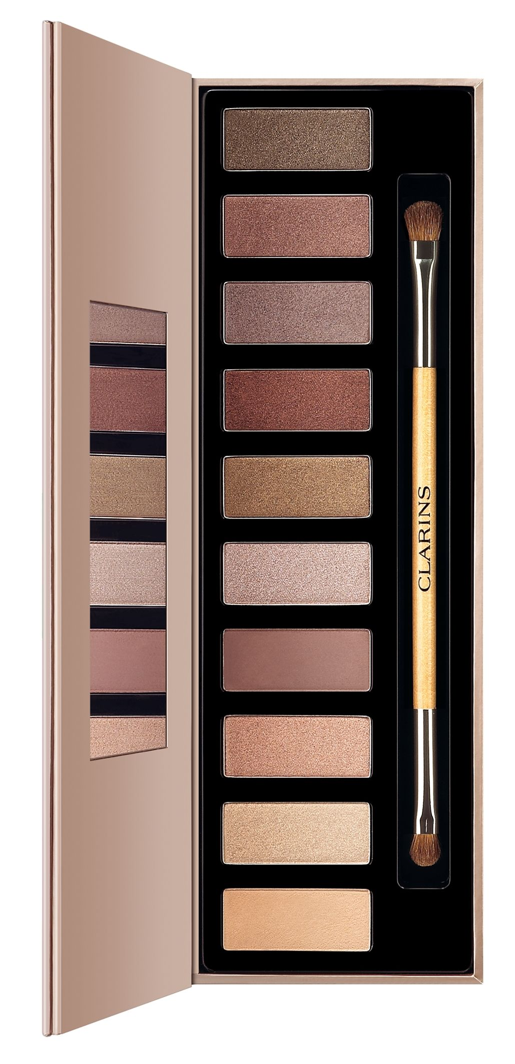 Paleta de ojos Clarins the Essentials para las fiestas de 2013 – Musings of a Muse  – Maquillaje