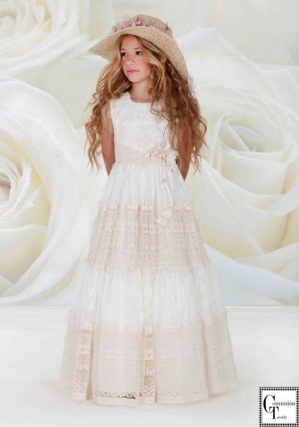 949eeb52d Vestidos para ir a una comunión, partir de mayo comienzan las comuniones y  también abundan